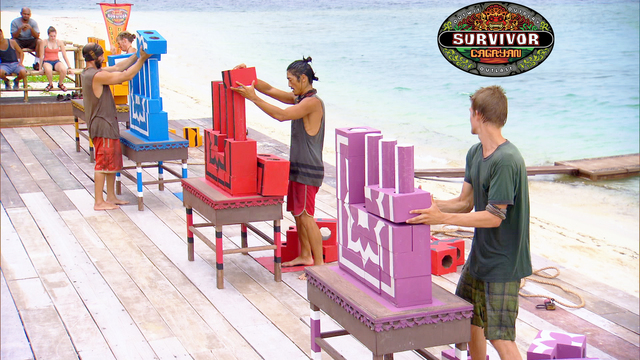 13. Survivor: Brawn vs. Brains vs. Beauty - It's Do Or Die