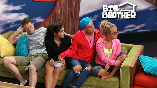 6. Big Brother - Episode 6
