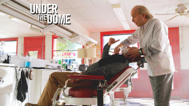 3. Under The Dome - Force Majeure
