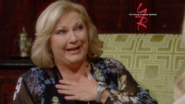 The Young and The Restless - Traci's Sad News