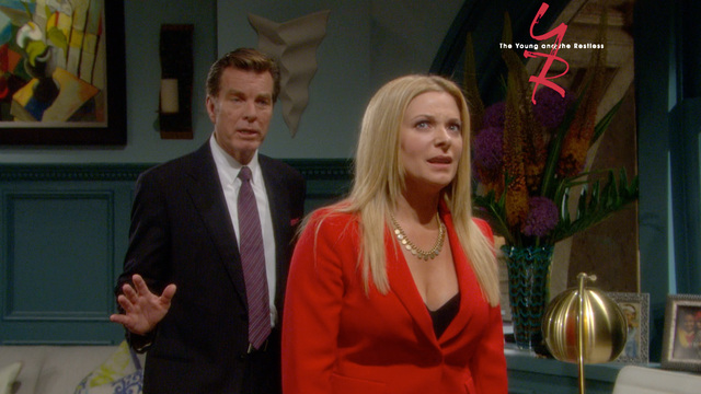 The Young and The Restless - Kelly Confides In Jack
