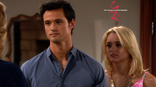10465. The Young and the Restless - 7/29/2014