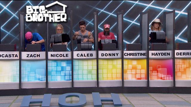 18. Big Brother - Episode 18
