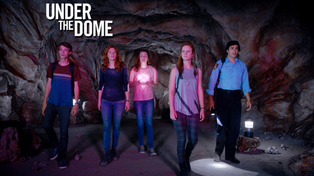 7. Under The Dome - Going Home