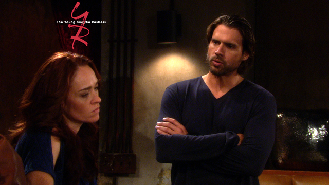 The Young and The Restless - In Need Of Answers