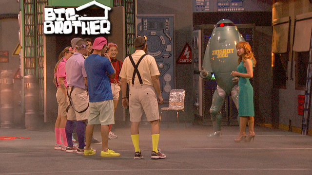 25. Big Brother - Episode 25