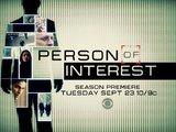 Person of Interest - Season Premiere (Preview)