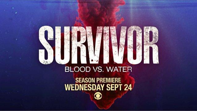 Survivor: Blood vs. Water - Season Premiere (Preview)