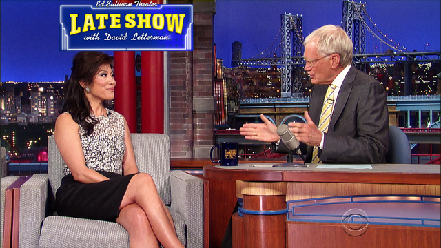 4077. The Late Show - 9/2/2014