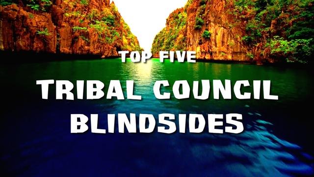 Survivor - Top 5 Survivor Tribal Council blindsides revealed!
