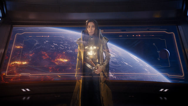 Watch Star Trek Discovery Yep Michelle Yeoh Is Back On Star Trek