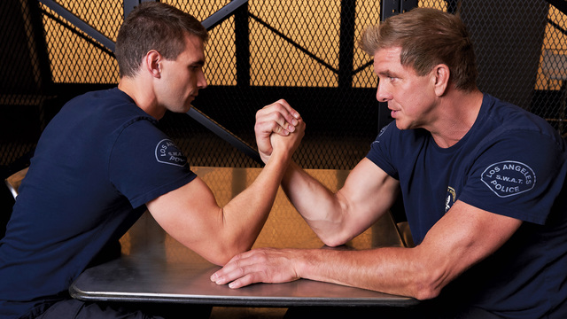 Watch Watch Magazine Kenny Johnson S Winning Arm Wrestling Tips Full Show On Cbs All Access