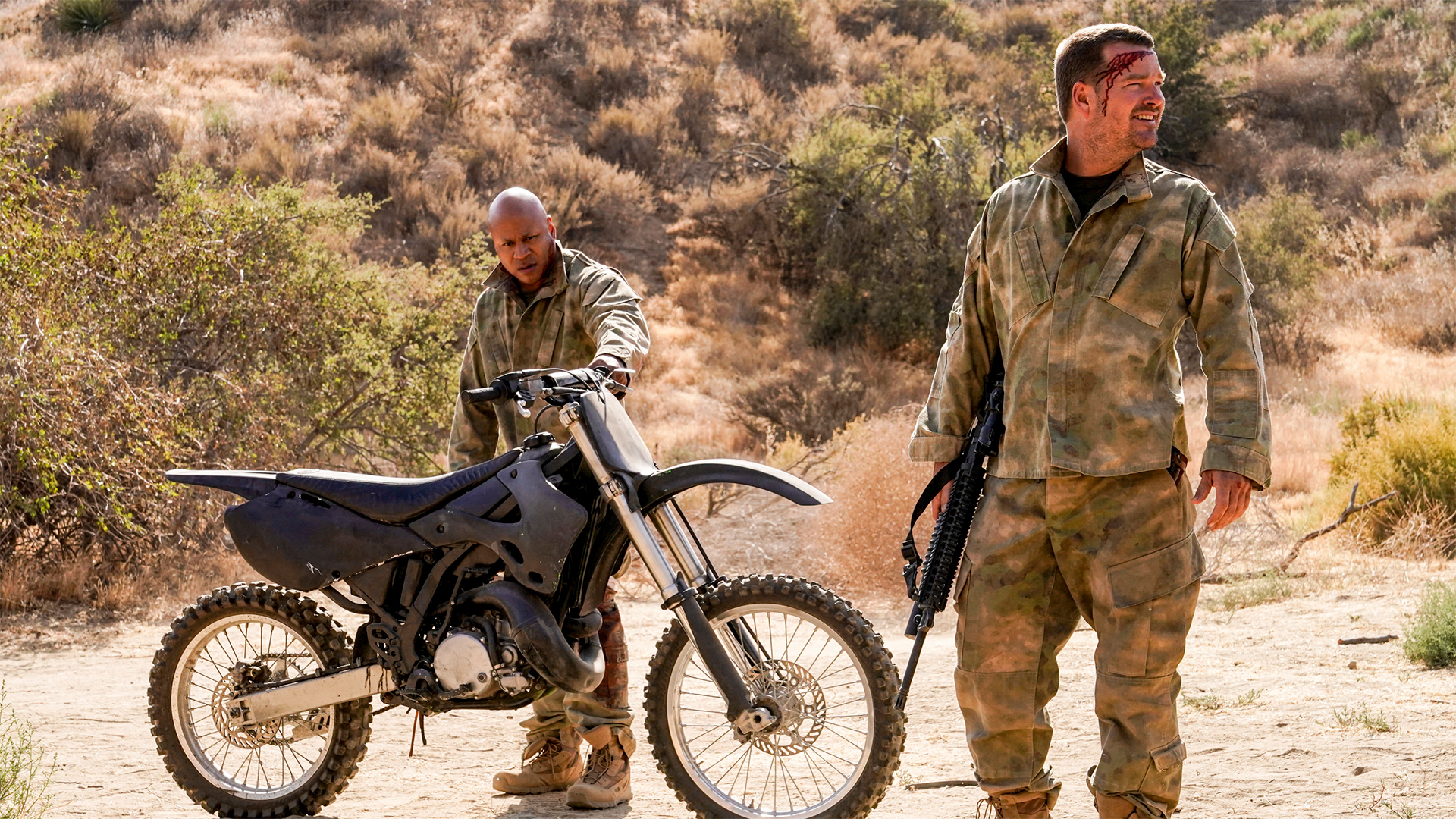 Watch NCIS: Los Angeles Season 10 Episode 1: To Live and Die in Mexico -  Full show on CBS All Access