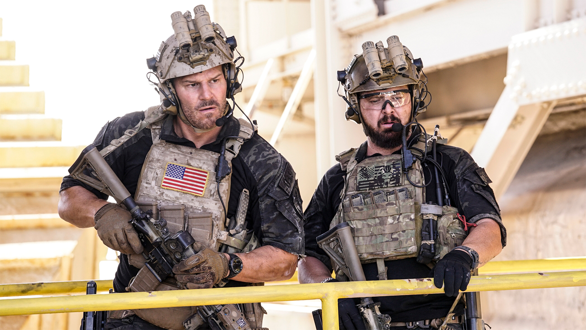 Watch SEAL Team - Stream Full Episodes on CBS All Access