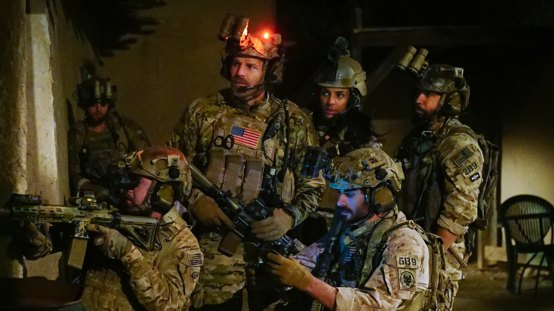 Watch SEAL Team Season 1 Episode 14: Call Out - Full show on CBS All Access