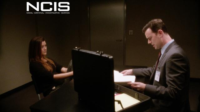 NCIS - Answer The Question!
