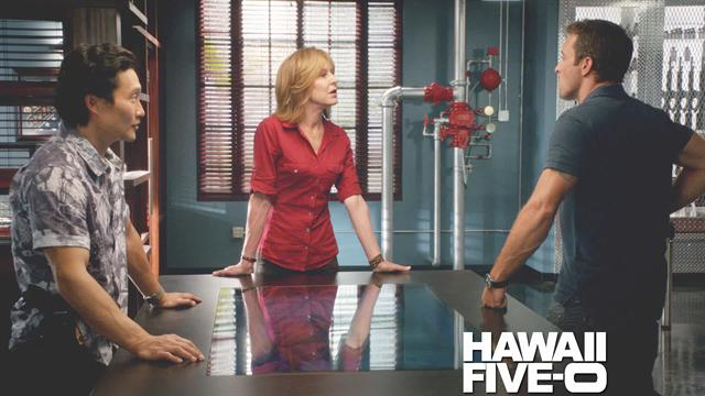 Hawaii Five 0 - Doris Detail