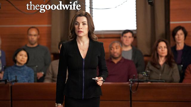 The Good Wife - Red Team/Blue Team