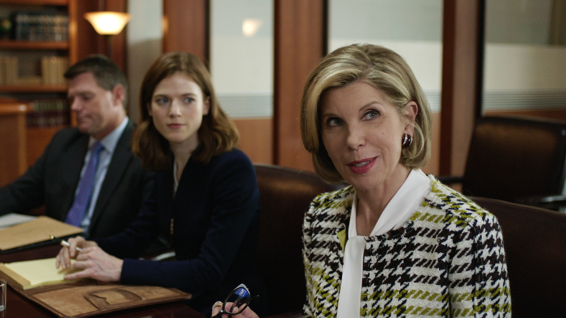 Watch The Good Fight Season 1 Episode 1: Inauguration - Full show on CBS  All Access
