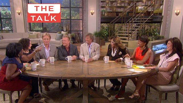The Talk - Who's Your Daddy: Nigel Lythgoe