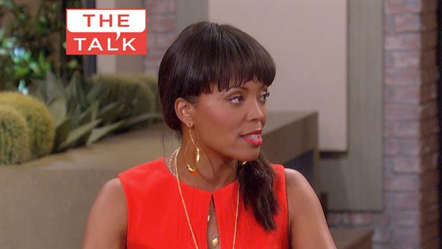 The Talk - Rachel Zoe's Hairy Drama