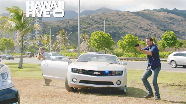 Hawaii Five - Extortion
