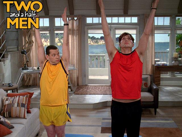 Two and a half men - Bazinga! That's From A TV Show
