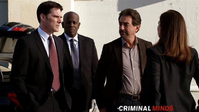Criminal Minds - Off Pattern