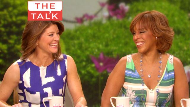 The Talk - Gayle & Norah on 'CBS This Morning'
