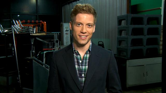 The Tony Awards: Tony Awards - Barrett Foa: Social Media Correspondent