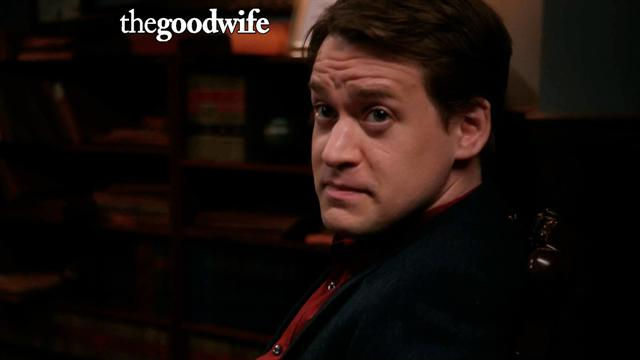 The Good Wife - Third Party Injunction