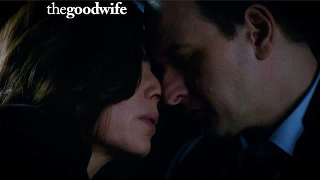 The Good Wife - Another Secret Kiss