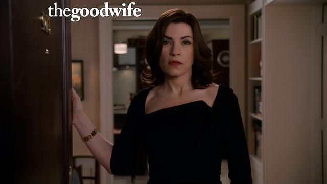 The Good Wife - Alicia's Getaway