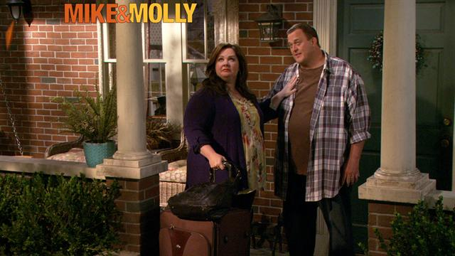 Mike &amp; Molly - Raining Carrots