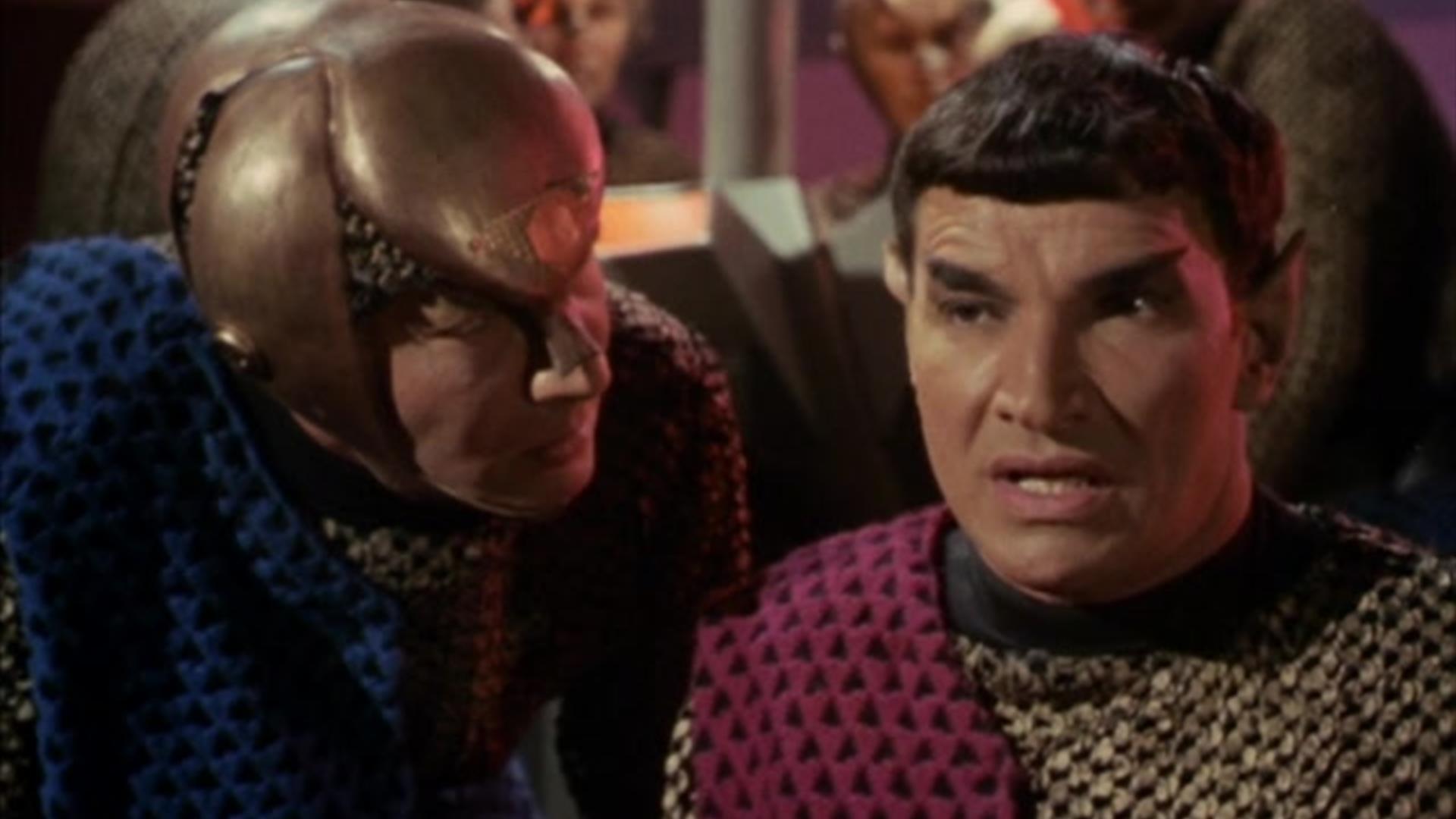 Watch Star Trek: The Original Series (Remastered) Season 1 Episode 14:  Balance of Terror - Full show on CBS All Access