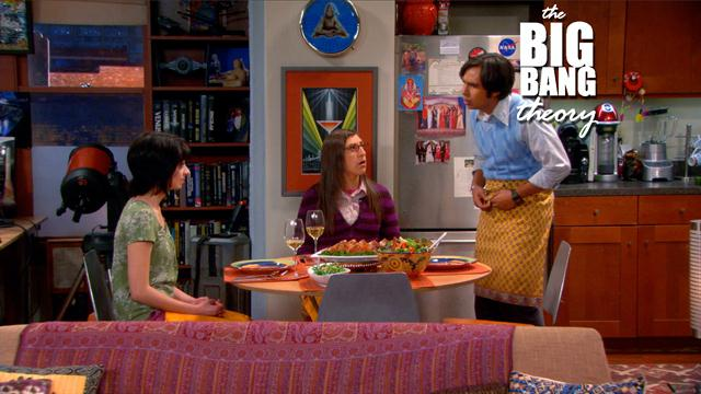 The Big Bang Theory - Amy and Lucy