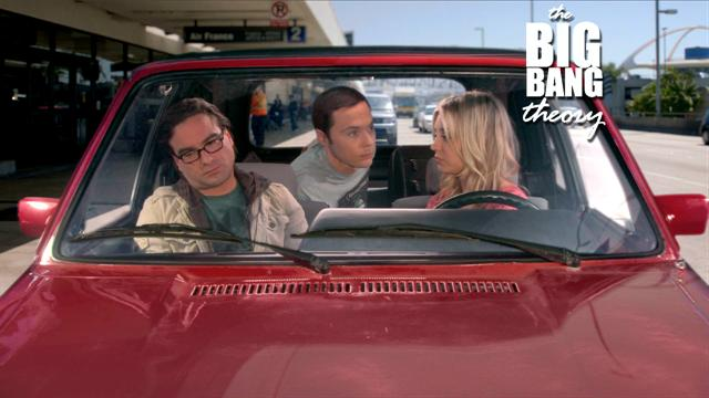 The Big Bang Theory - Leonard and Penny's Goodbye