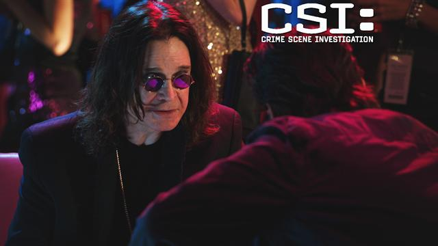 CSI: - Putting On A Show