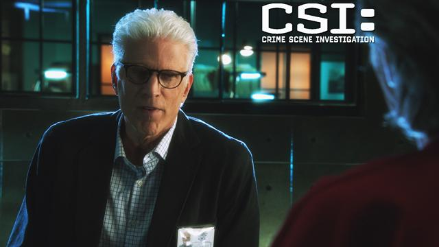 CSI: Crime Scene Investigation: CSI: - Dante's Inferno