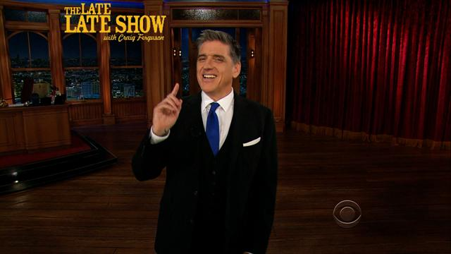 The Late Late Show: Craig Ferguson - Craig's Monologue - 6/14/2013