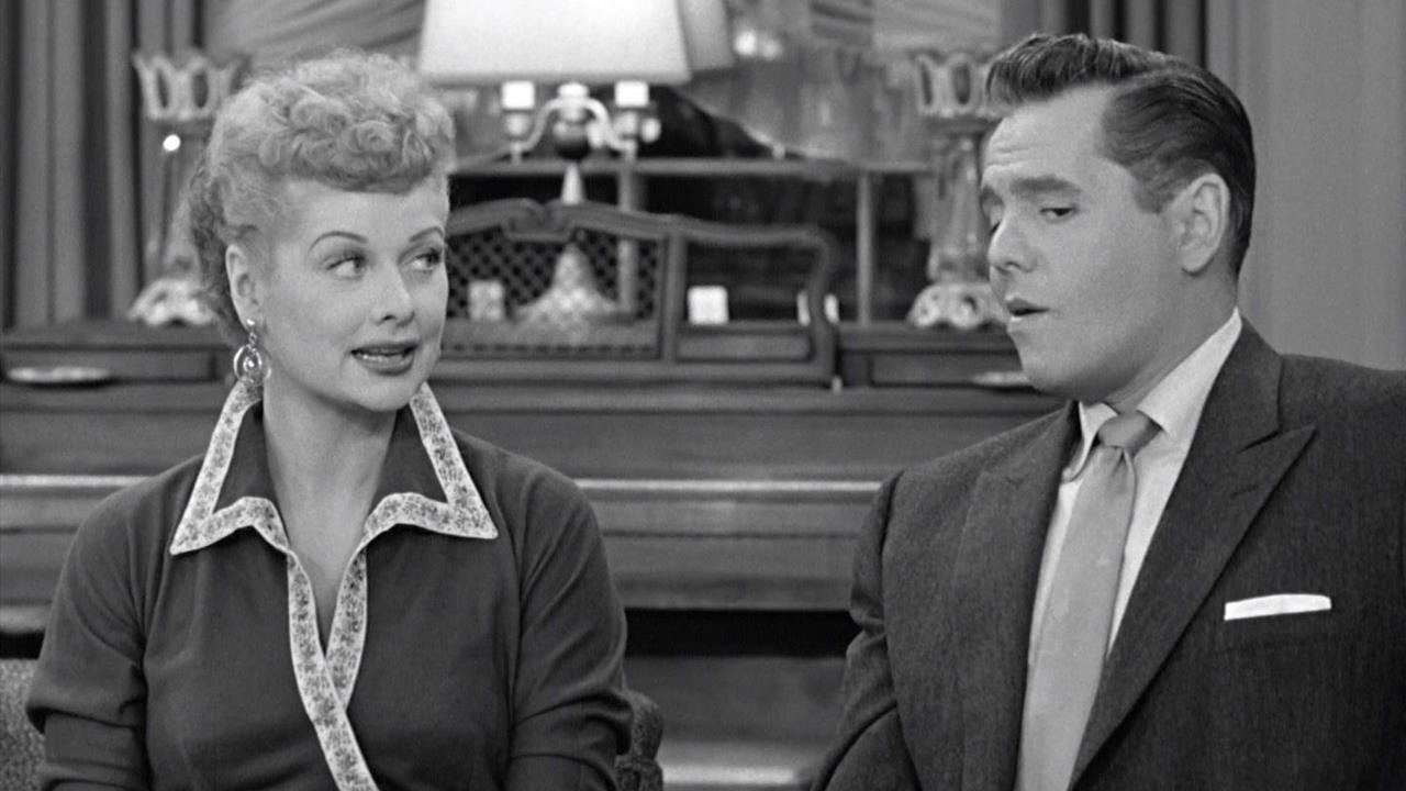 Watch I Love Lucy Season 3 Episode 11: Ricky's Old Girlfriend - Full show  on CBS All Access