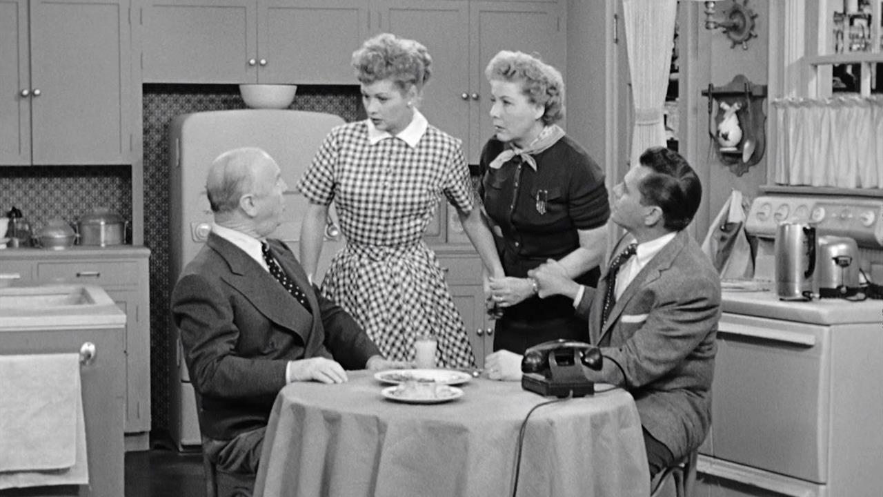 Watch I Love Lucy Season 3 Episode 17 Oil Wells Full Show On Cbs