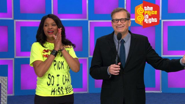 The Price Is Right - Pick Me So I Can Kiss You