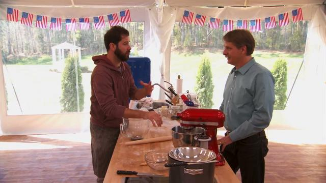 The American Baking Competition: Jeff Visits James