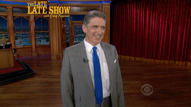 The Late Late Show: Craig Ferguson - Craig's Monologue 5/15/2013