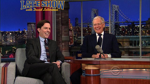 Watch Late Show with David Letterman Season 20 Episode 136 - Wed, May 15, 2013 Online