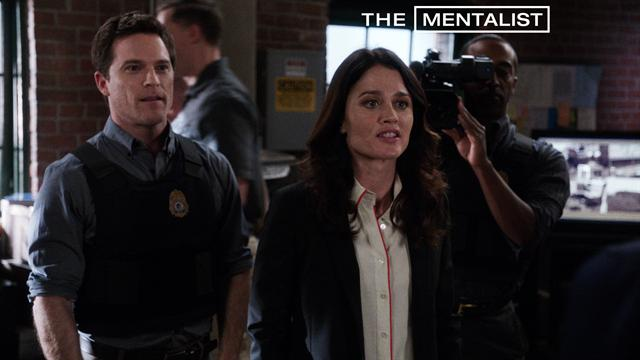The Mentalist - Get The Bitch
