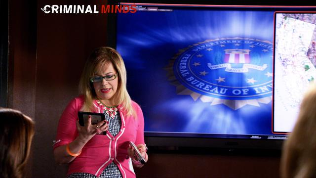 Criminal Minds - Preemptive Visit