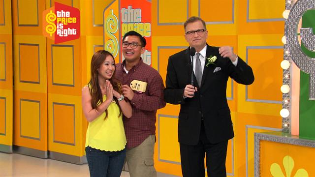 The Price Is Right - Pre-Wedding Party Time