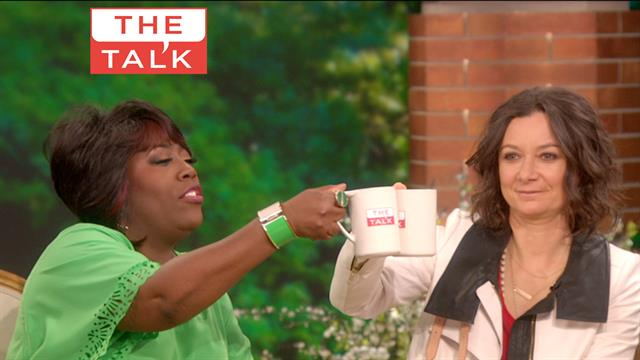 The Talk - Cheers To Barbara Walters